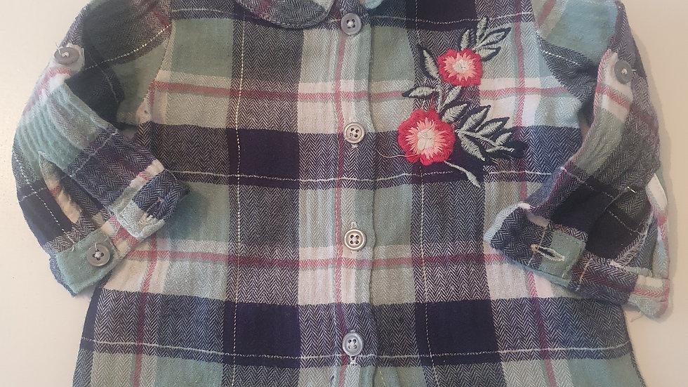 0-3m Primark Shirt (Preloved)