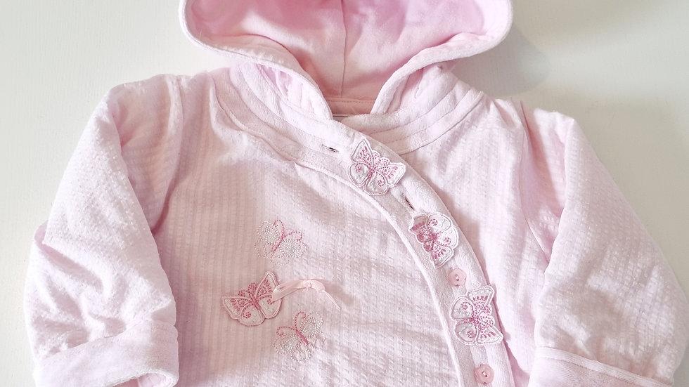3-6  Month  Kris x Kids Coat with  hood (Pre-loved)