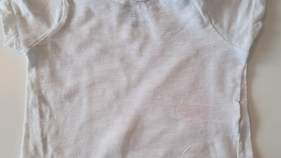 0-3 Month F&F T-shirt (Pre-loved)
