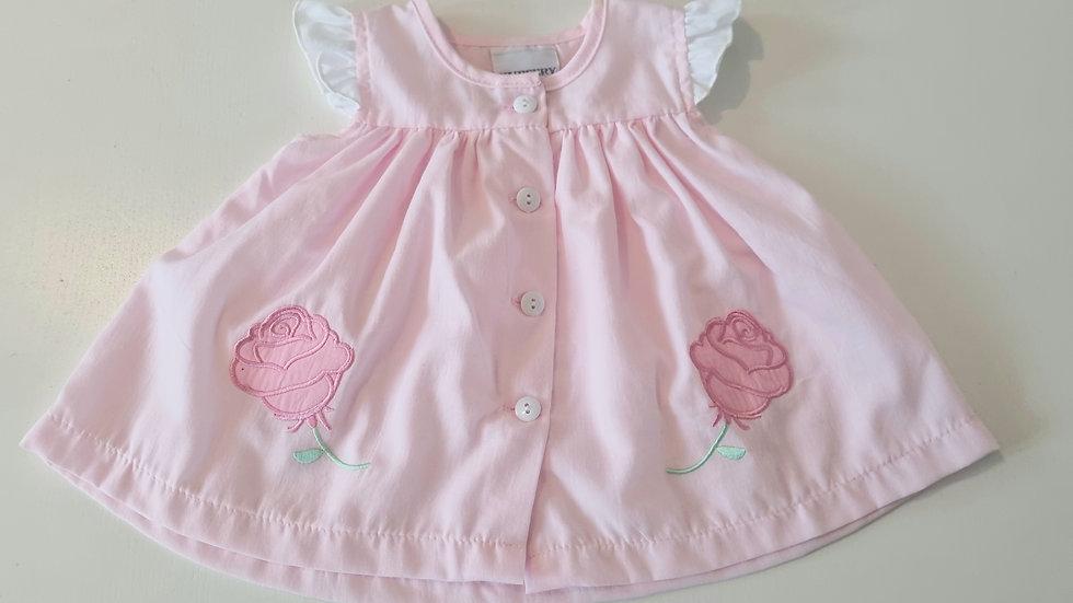 0-3m Nursery Time Dress (Preloved)