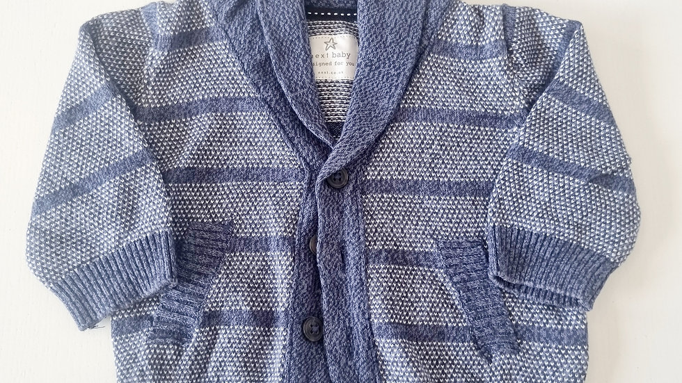 0-3  Month  Next  Cardigan ( Pre-loved)