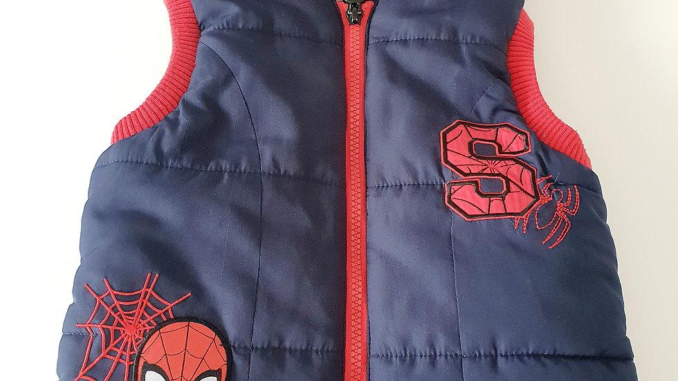 2-3 Years Spiderman Gilet (Pre-loved)