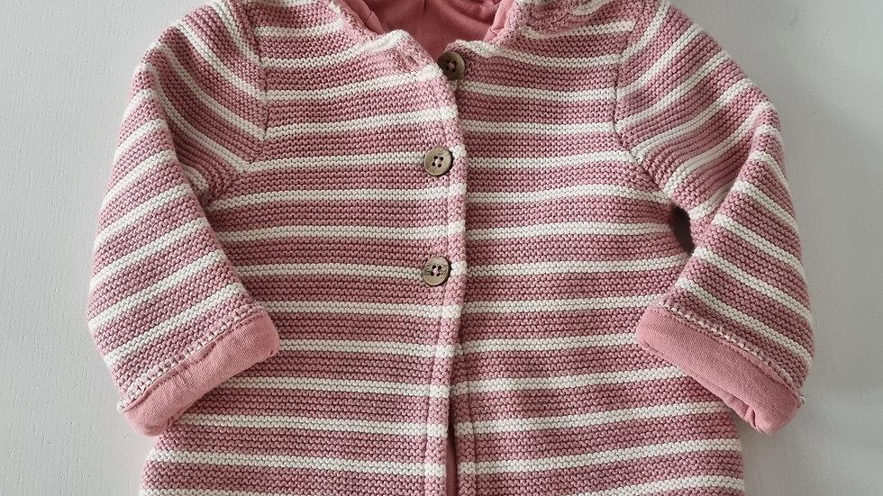 0-3m Tu Knitted Cardigan (Preloved)