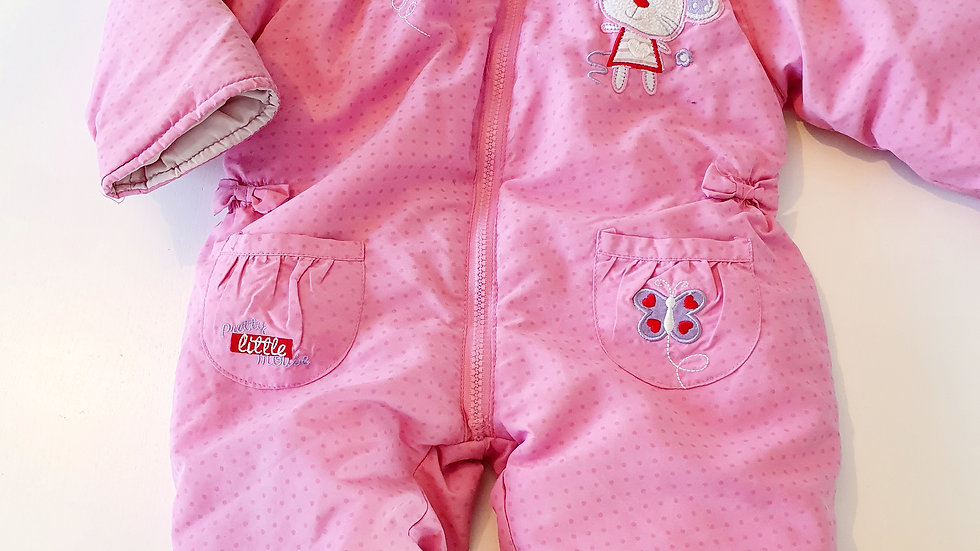 12-18 Month  Rock A Bye Baby  Snowsuit  (Pre-loved)