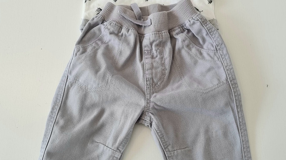 3-6m George Outfit (Preloved)