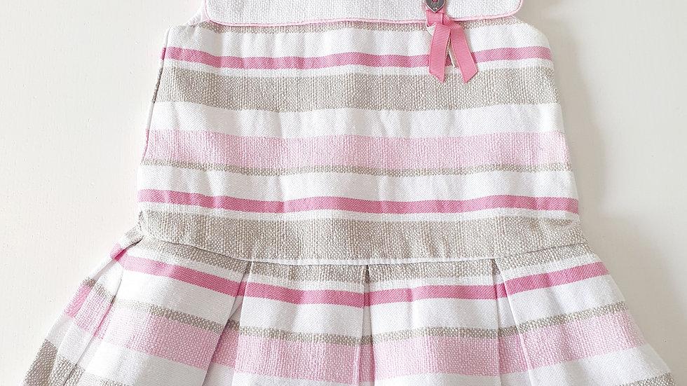 12 Month (True fit 6-9) Mayoral Dress (Pre-loved)