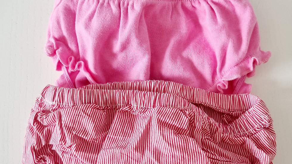 0-3 Month 3 X Knickers (Pre-loved)