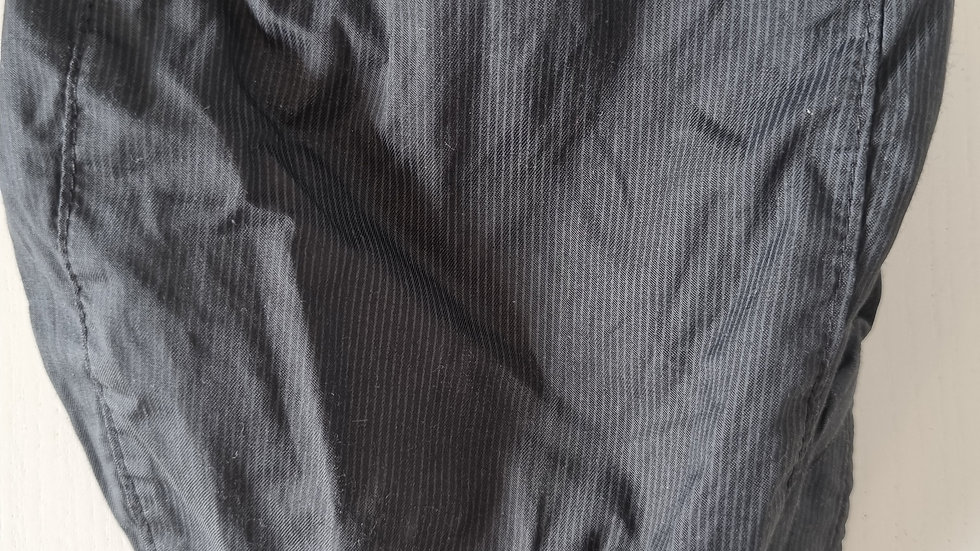 0-6 Month  Black Flat Cap (Pre-loved)