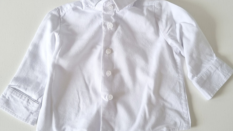 3-6  Month  Monsoon  Shirt  (Pre-loved)