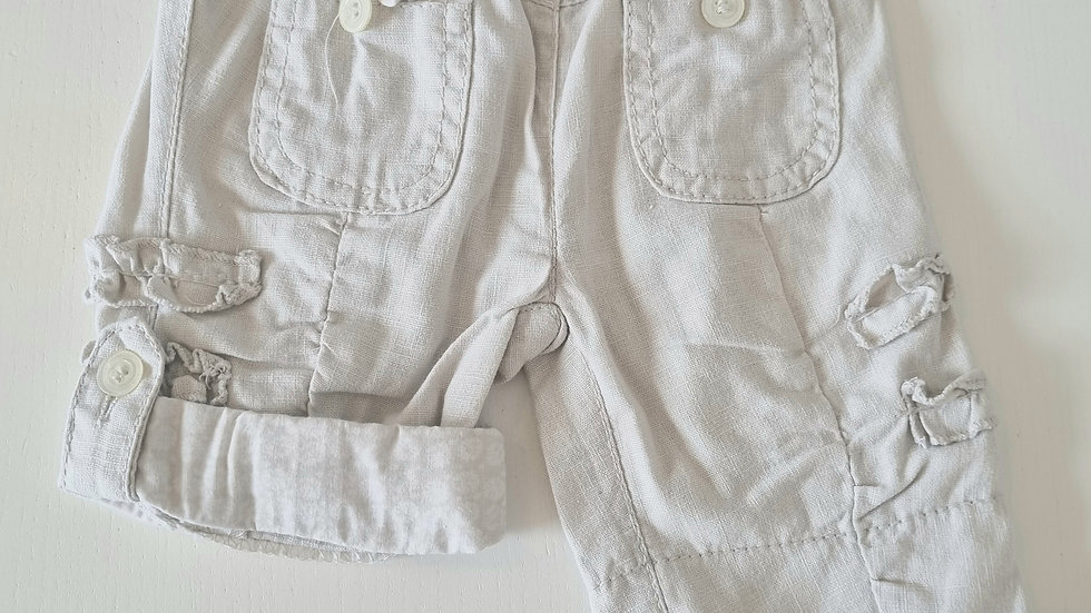 0-3m Baby Boutique Bottoms (Preloved)