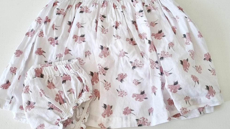 3-6  Month  Pumkin Patch Dress & Knickers (Pre-loved)