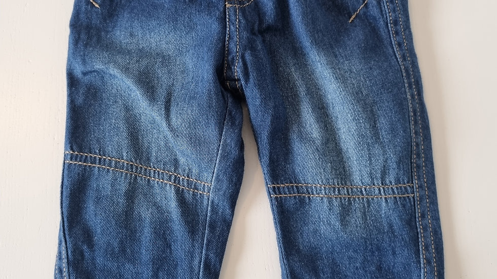 3-6 Month George Soft Jean's (Pre-loved)