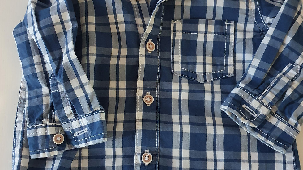 3-6 Month F&F Shirt (Pre-loved)