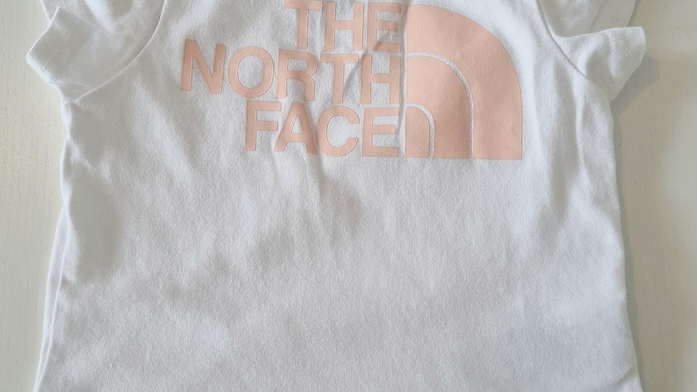 0-3m The Noth Face Tshirt (Preloved)