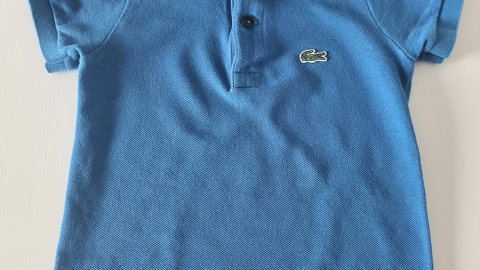 2Years Lacoste Polo Top (Preloved)