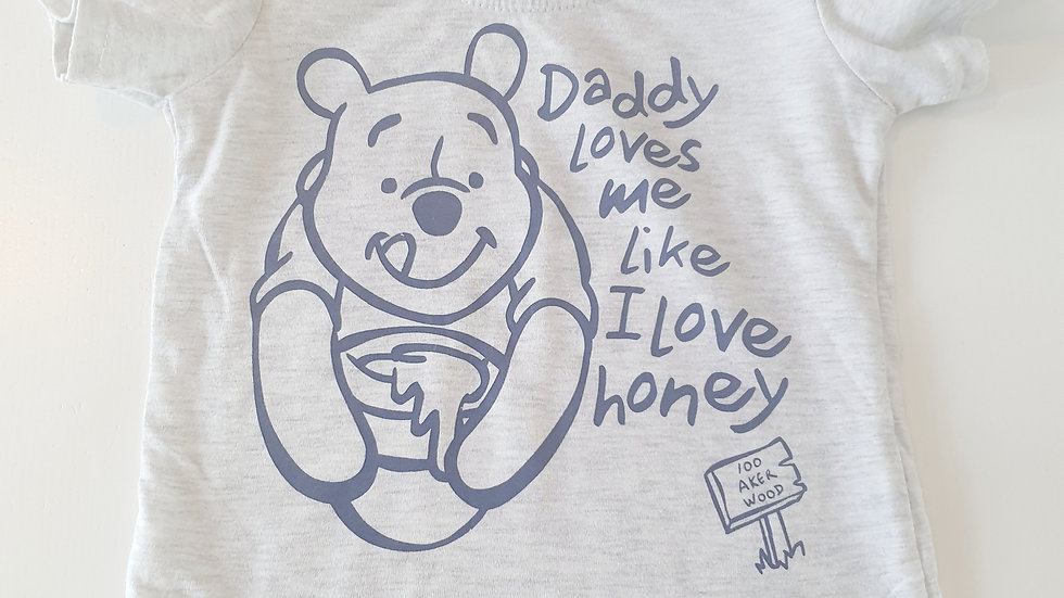 3-6  Month  Disney@George T-shirt (Pre-loved)