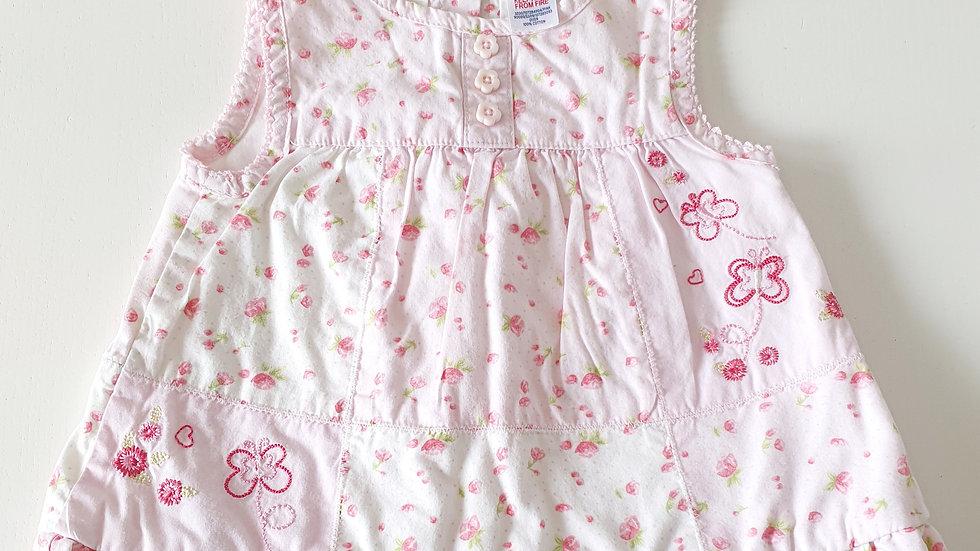 0-3  Month  TU Dress ( Pre-loved)