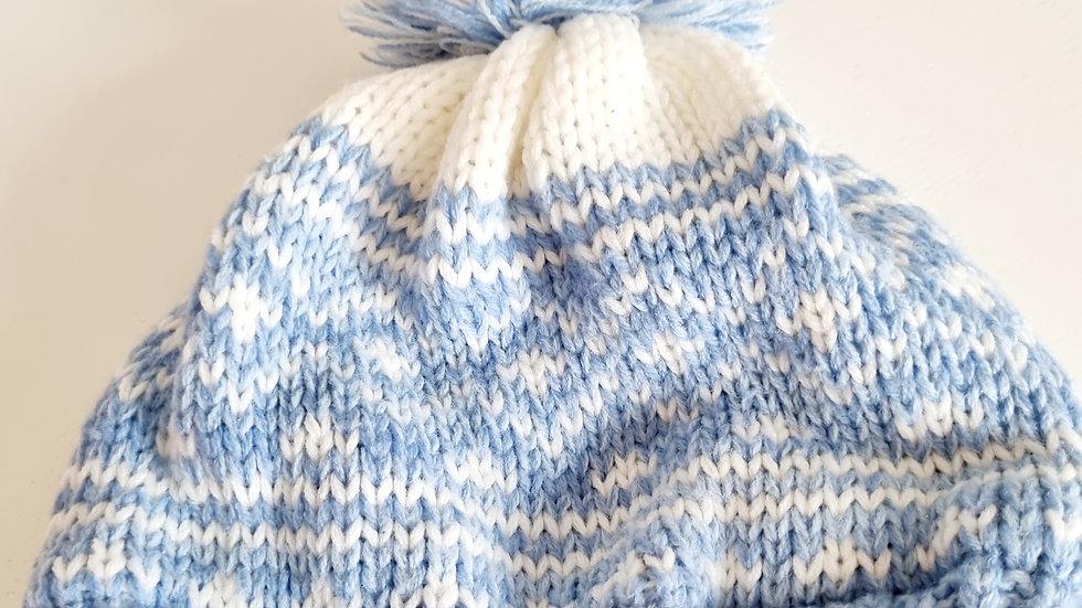 3-6 Month  Nutmeg Hat ( Pre-loved)