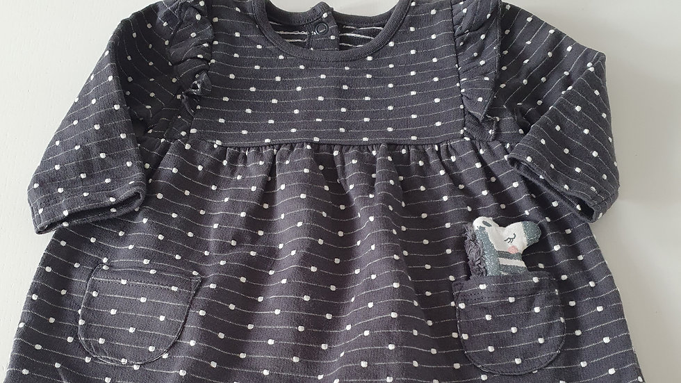 0-3 Month  George Dress (Pre-loved)
