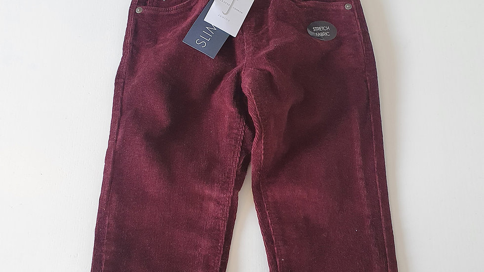 2-3 Years Jasper  Conran  Cord Jean's with Braces (New with £13.30 tags)