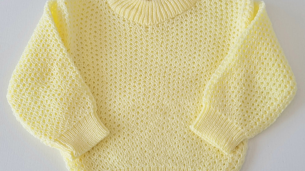 2Years Mini Bear Knitted Jumper (New with Tags)