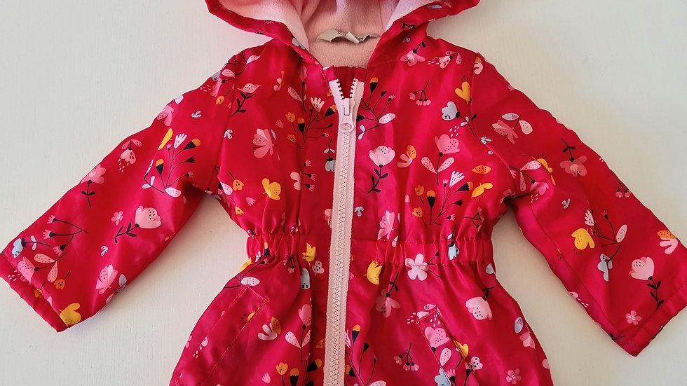 3-6m Lullaby Raincoat (Preloved)