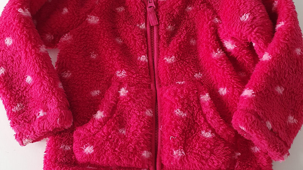 18-24 Month Mothercare Fleece Jacket (Pre-loved)