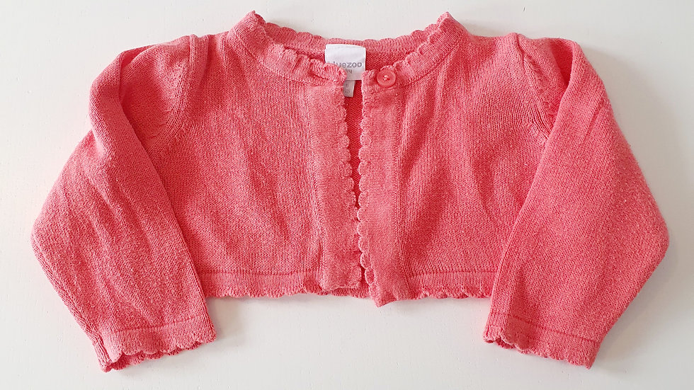 3-6 Month Bluezoo Cardigan (Pre-loved)