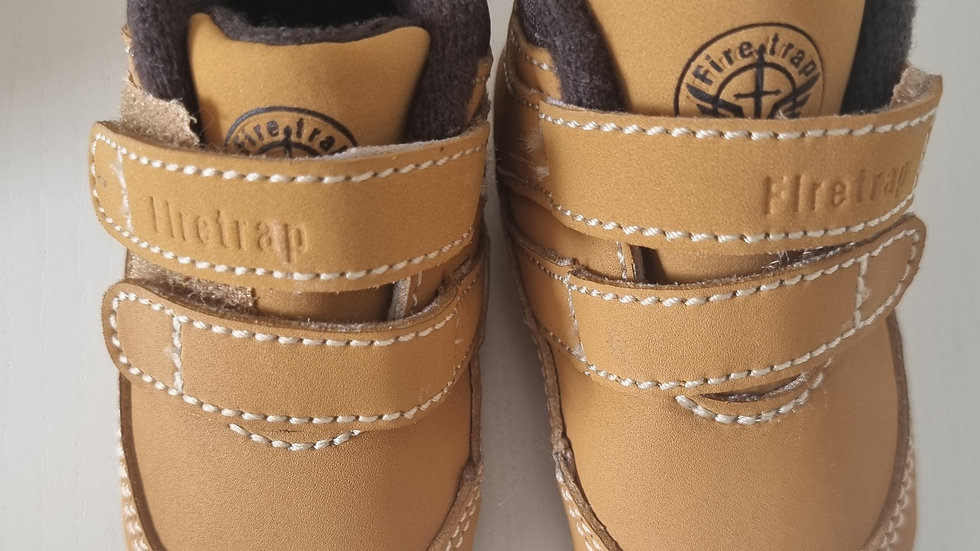 0-3  Month  Firetrap Boots (Pre-loved)