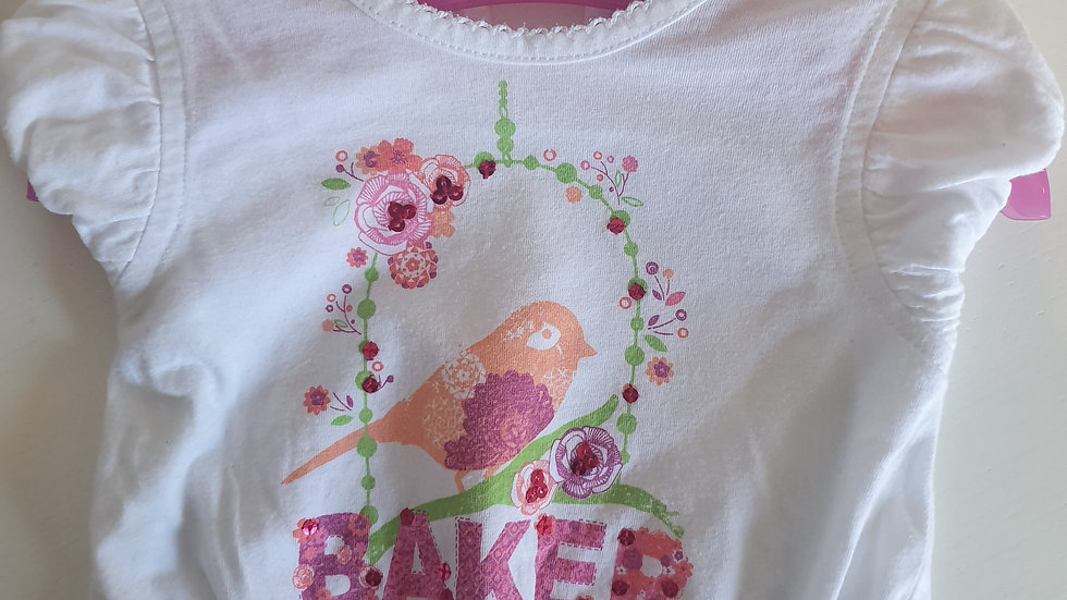 3-6 Month Ted Baker Top (Pre-loved)