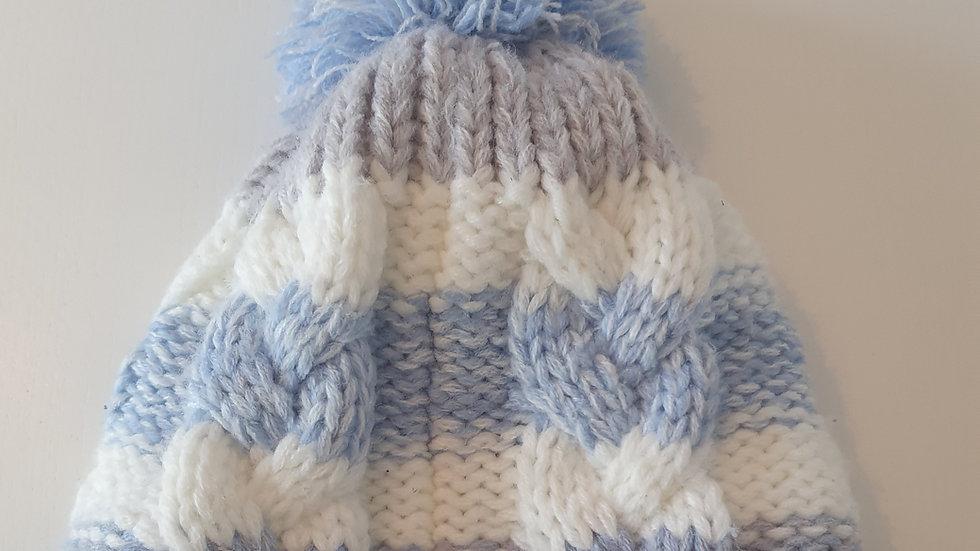 12-18  Month  Nutmeg  Hat (Pre-loved)