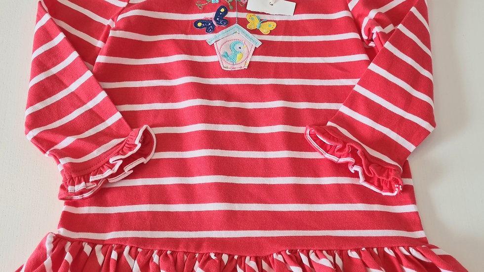 12-18m Mini Club Dress (New with Tags)