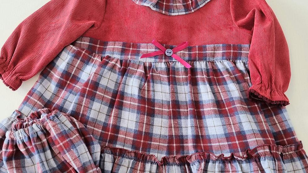 18m Babyferr 3 Piece Dress (Preloved)