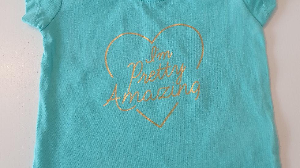 0-3m Primark Tshirt (Preloved)