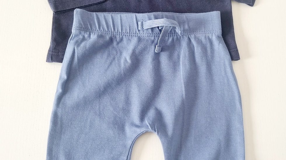 0-3  Month  George Thin Joggers & Top (Pre-loved)