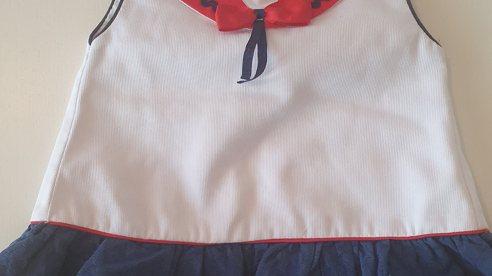 12 Month (True fit 6-9)Ferr Spanish Dress (Pre-loved)