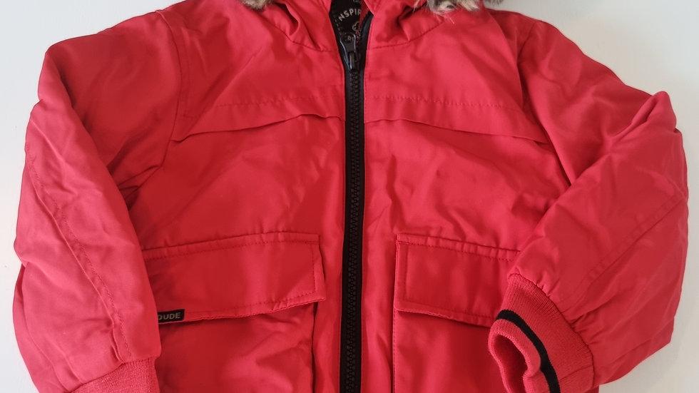 2-3 Years George Coat with hood ( Pre-loved)