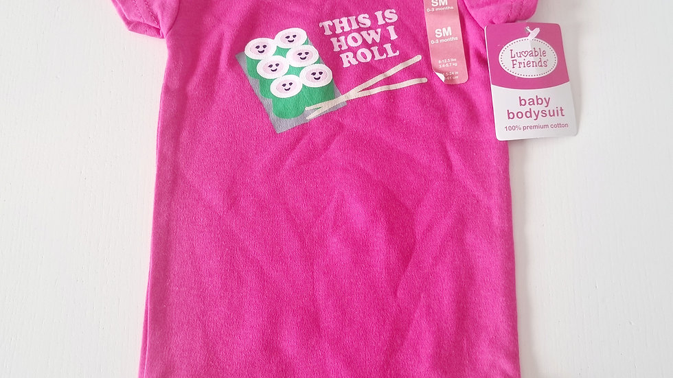 0-3  Month  Lovable  Friends  Vest (New with tags)