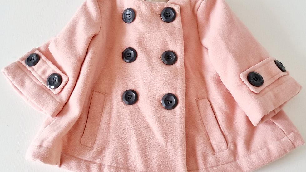 12 Month ( To fit 9-12 m) Savannah  Coat (Pre-loved)
