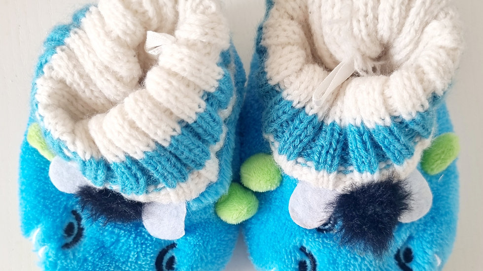 0-3 Month Slippers (Pre-loved)