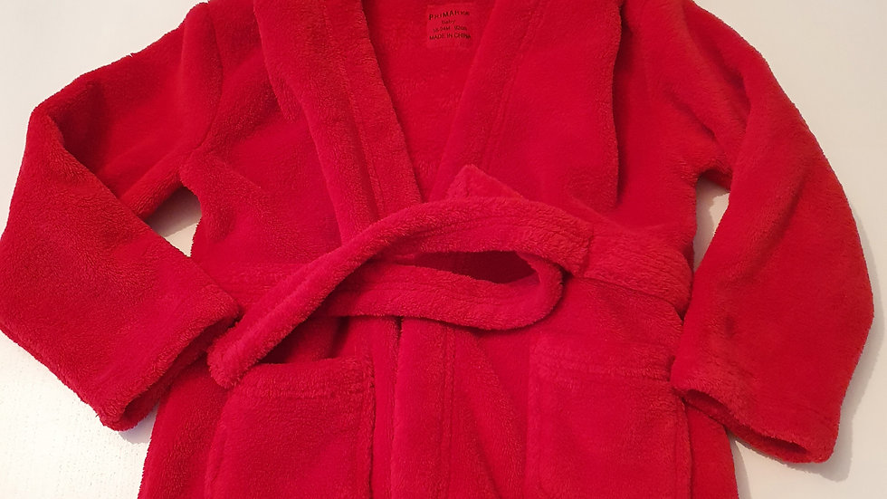 18-24 Month Primark Dressing Gown (Pre-loved)