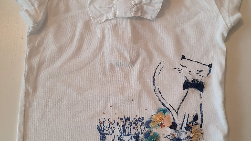 0-3 Month M&S Top (Pre-loved)