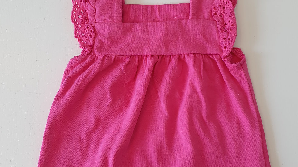 0-3 Month Primark Dress with Headband (Pre-loved)