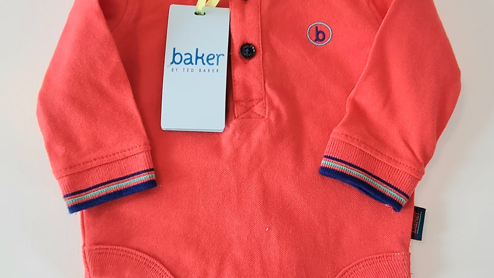 0-3m Ted Baker Top (New With Tags)