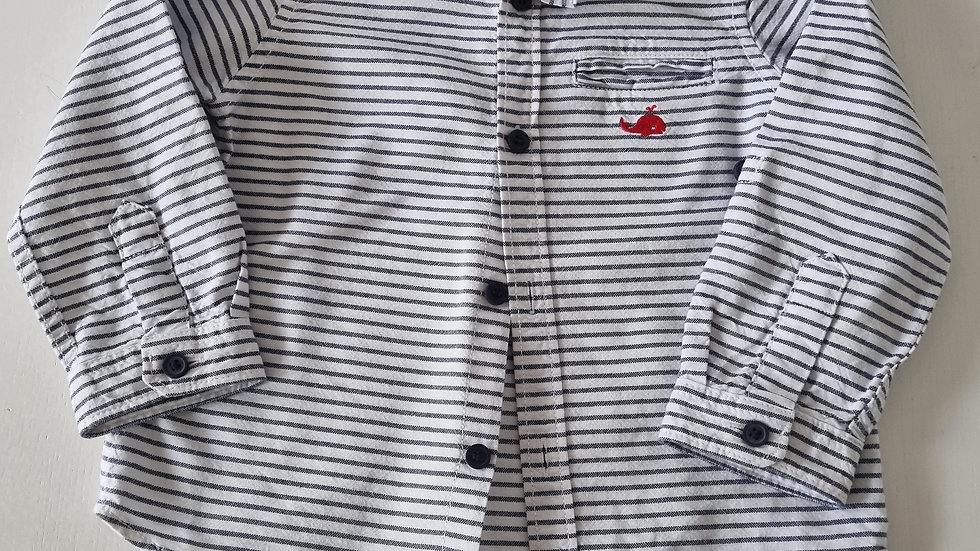 12-18m Mothercare Shirt (Preloved)