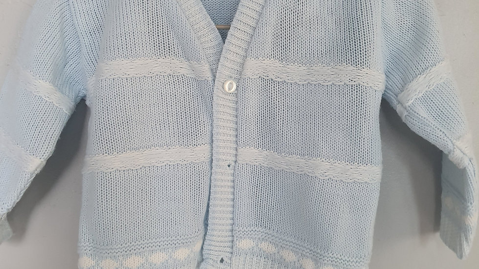 3-6 Month Baby town Cardigan (Pre-loved)