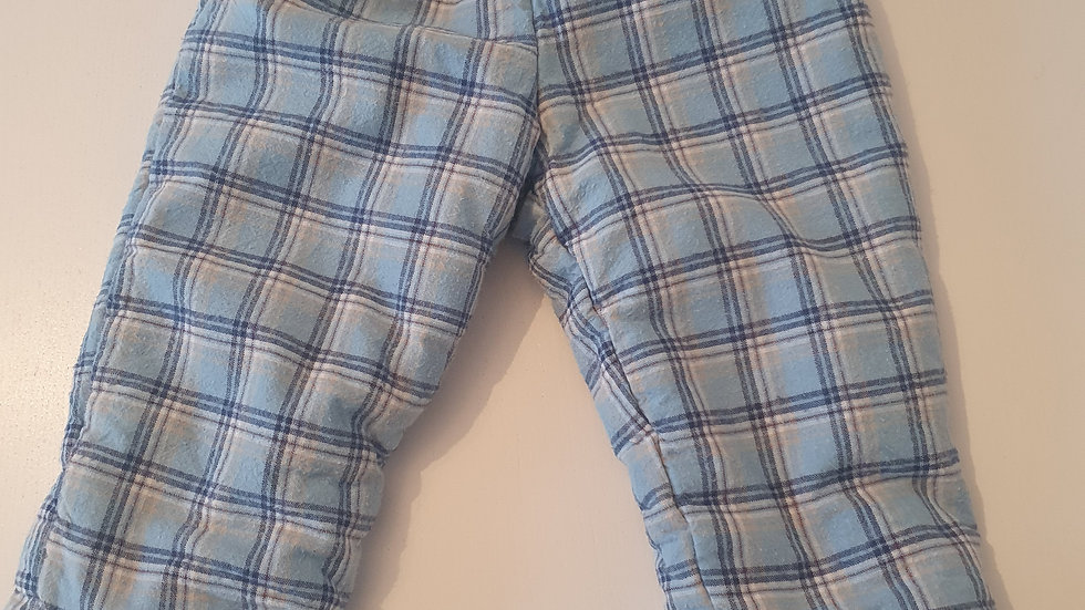 12 Month Bear Essentials Thick padded Trousers (Pre-loved)