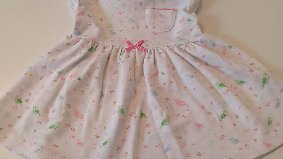 0-3 Month Mini Club Dress (Pre-loved)