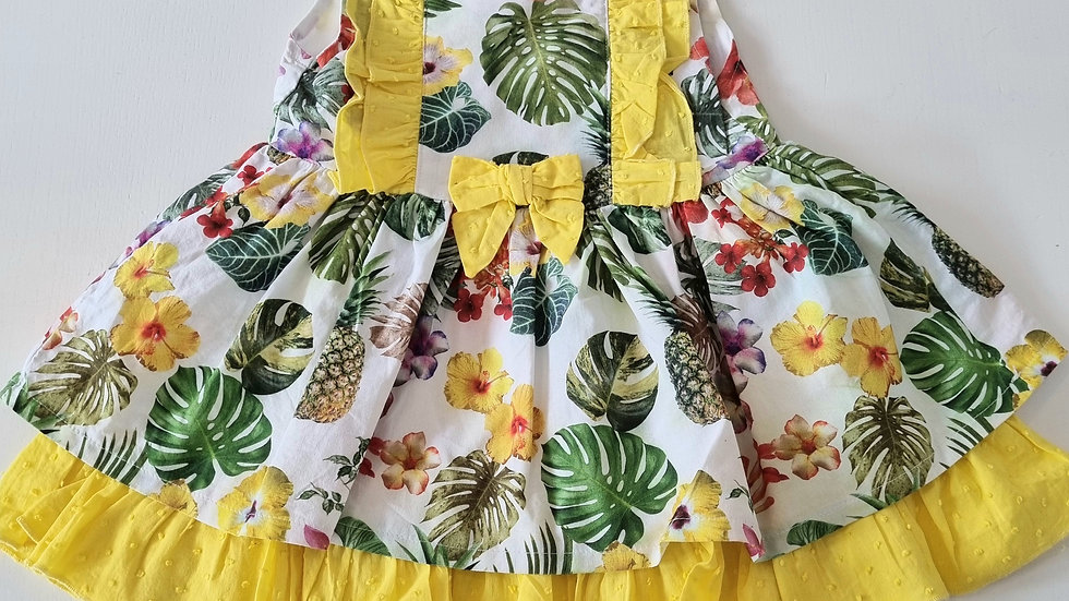 18m (Small Fit 12m) Alber Spanish Dress (Preloved)