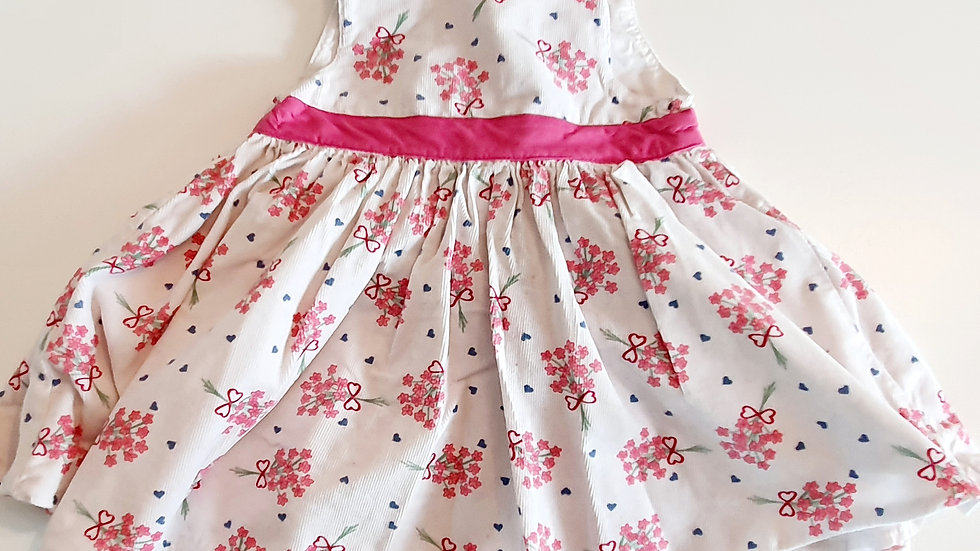 3-6  Month  Mothercare  Dress (Pre-loved)